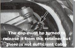 cap retainer